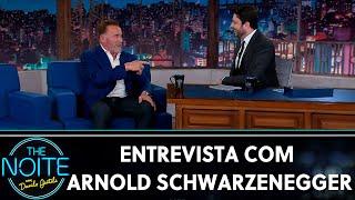 Entrevista com Arnold Schwarzenegger | The Noite (19/06/19)