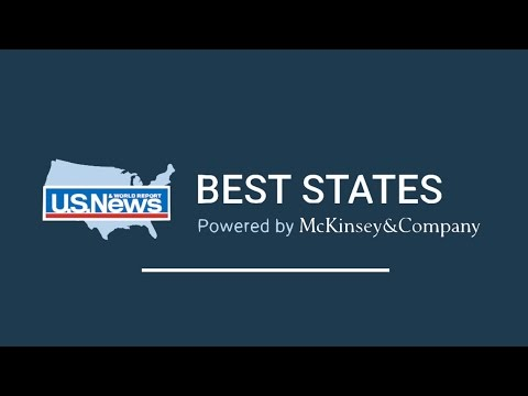 Discover the Best States in the nation and explore thousands of data points starting in February. The Best States platform was developed by U.S. News & World Report, with data provided by McKinsey & Company's Leading States Index.
