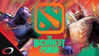 Bucharest Minor Qualifiers - compLexity Dota Highlights