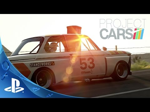 Project CARS™ | PS4™ - PlayStation® Trailer