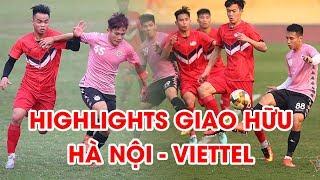 Highlights | Hà Nội FC - Viettel | Vắng Quang Hải, nhọc nhằn cầm hòa tại Hàng Đẫy | NEXT SPORTS