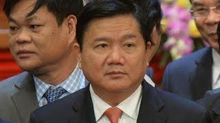 Ông Đinh La Thăng bị mất ghế Bộ Chính trị