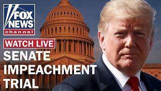 Fox News Live: Senate impeachment trial of President Trump Day 3