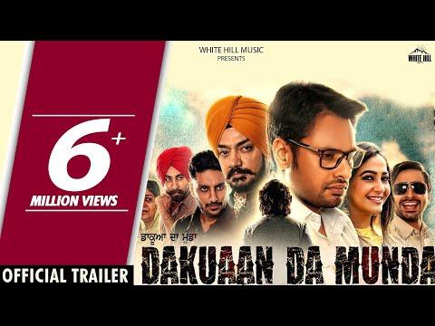 Dakuaan Da Munda (Official Trailer) Dev Kharoud, Pooja Verma