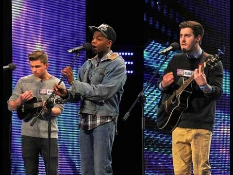 Loveable Rogues - Lovesick - Britain's Got Talent 2012 audition - UK version