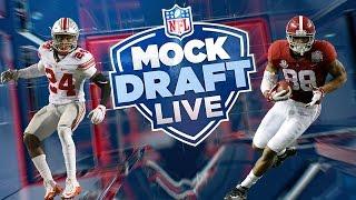 2017 NFL Mock Draft version 4.0 | Lance Zierlein | Mock Draft Live | NFL