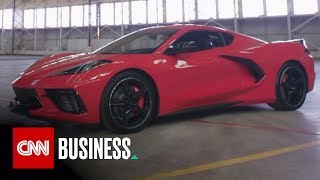 Radically new Corvette features one surprising change