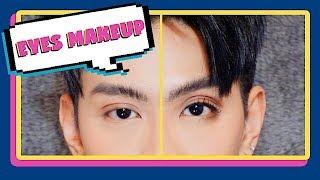ĐÀO BÁ LỘC   Make Up Mắt _ Thủ Đoạn Giúp Đôi Mắt Đẹp