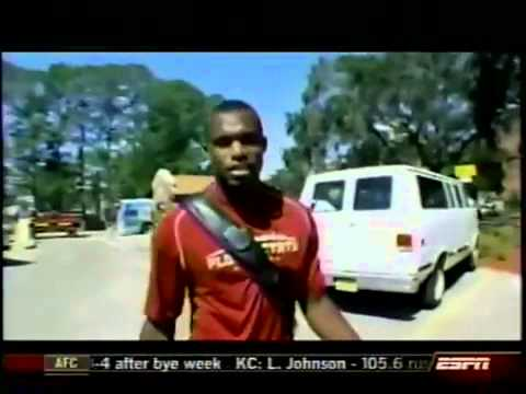 All access into Myron Rolle's world - YouTube