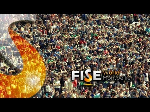 FISE World Montpellier 2013 (8-12 mai)