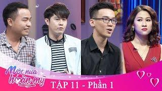 MỘT NỬA HOÀN MỸ | tập 11 - P1 | Cô Gái Giữ TRONG TRẮNG 27 NĂM | MC Việt Hương - Trương Thế Vinh