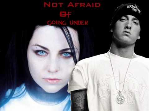 Baixar Not Afraid of Going Under (Eminem Evanescence Mash Up)