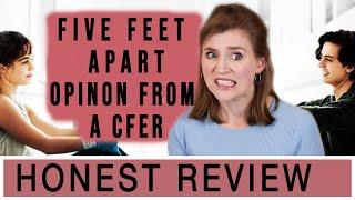 CF PATIENT REVIEWS FIVE FEET APART | HONEST OPINON