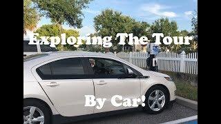 FREA Exploring The Brevard Solar Tour By Car!
