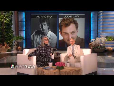 Who'd You Rather with Diane Keaton on Ellen Show
