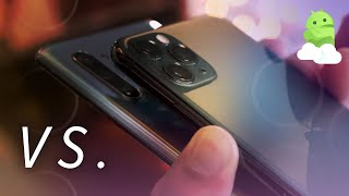 Galaxy Note 10+ vs. iPhone 11 Pro Max: Comparing big flagships in the Big Apple