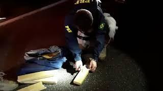 Três traficantes são presos pela PRF na BR-116, em Pelotas