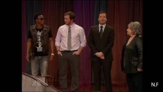 Charades with Jimmy Fallon, Chris Pratt, Kathy Bates and Lupe Fiasco