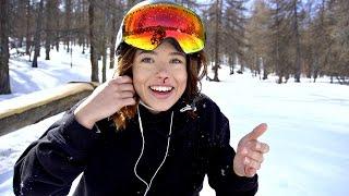 WILMA TESTAR TRICKS MED SNOWBOARDEN | BLOOOOD