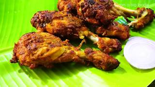 tastiest  fried chicken..!!!||fried chicken recipe..!