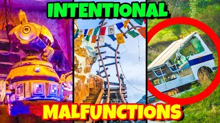 Top 7 Ride Malfunctions at Disney and Universal Studios