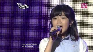 Yoon Si Young - Tomorrow Ver 2(The Voice Korea Season 2)