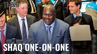 Shaquille O'Neal Gives Investing Tips
