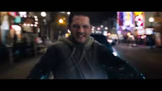 Venom  Motorcycle Chase Full Scene HD 2018 Movie Clip