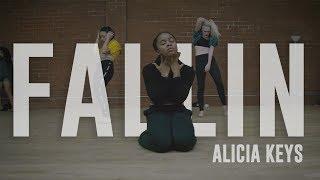 Fallin' - Alicia Keys | Janelle Ginestra Choreography