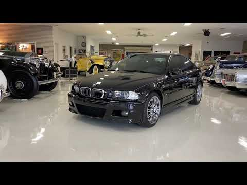 video 2003 BMW M3 Coupe 6-Speed