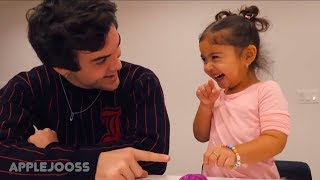 ethan dolan being daddy af (literally, a great father)