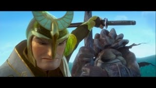 Epic : la bataille du royaume secret :  bande-annonce VF