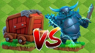 Super Pekka VS Wall Wrecker | VERSUS SERIES | Clash of Clans