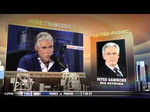 Mike's On: Peter Gammons - YouTube