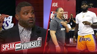 Cuttino Mobley: Ty Lue proved he can handle pressure of coaching LeBron | NBA | SPEAK FOR YOURSELF