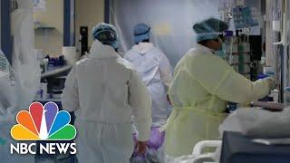 U.S. Sees 1 Million Covid Cases In Three Weeks | NBC Nightly News