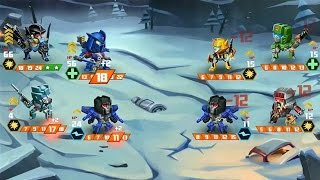 TRANSFORMERS: Battle Tactics – Mobile Strategy Game!