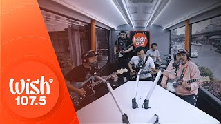 """Mayonnaise performs """"Torres"""" LIVE on Wish 107.5 Bus"""