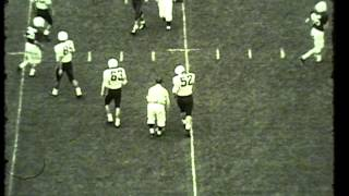 Stanford vs. Washington State College w/audio, 1958