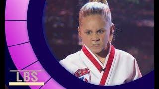 Meet 10 year old Taekwondo Champion Channah | Little Big Shots Aus Season 2 Episode 4