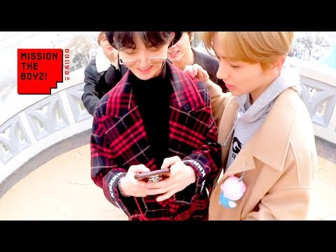 [MISSION THE BOYZ] 2019 황금돼지편(Golden Pig SP) ep.1 (EN/JP/ES)
