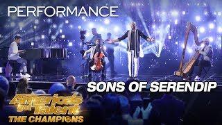 Sons of Serendip: Quartet Stuns With