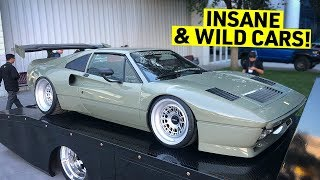 2019 SEMA Show Highlights - Insane Cars & Trucks - Day 1