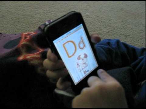 Gregg's First App Demo - Child Flash Cards