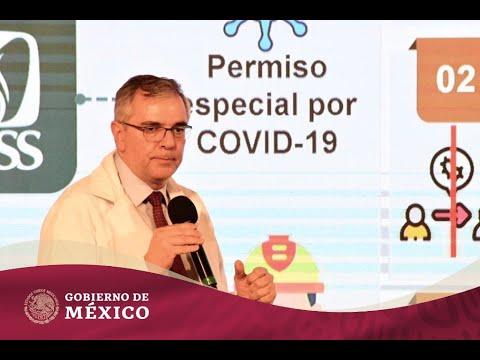 #ConferenciaDePrensa: #Coronavirus #COVID19 | 25 de marzo de 2020