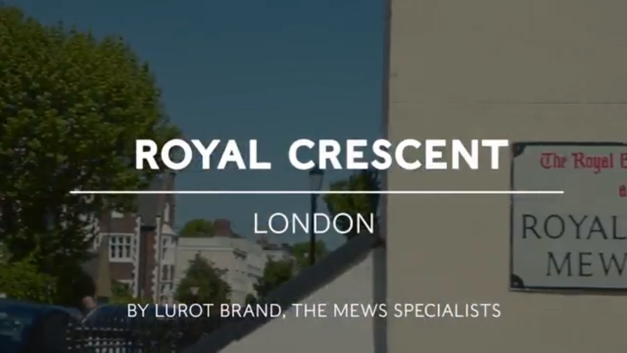 Royal Crescent Mews