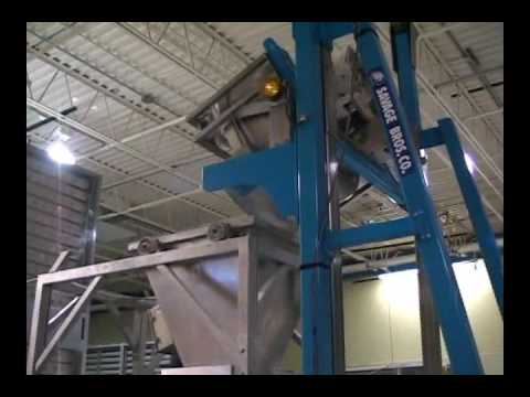 1600 Lb Spiral Mixer Bowl Lift