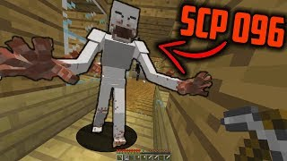 We TRAPPED SCP 096 in Minecraft! *SCARY* - RageElixir