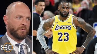 LeBron James not attracting next generation of talent to L.A. - Ryen Russillo | SC with SVP