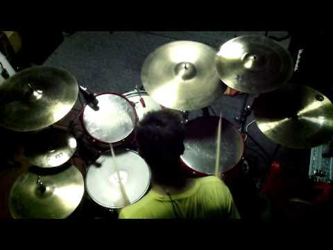 P.O.D. Execute the Sounds Drum Cover (Studio Quality)
